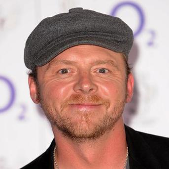 Simon Pegg looks set to star in Mission Impossible 4