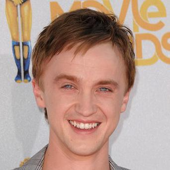Tom Felton will star in Rise Of The Apes