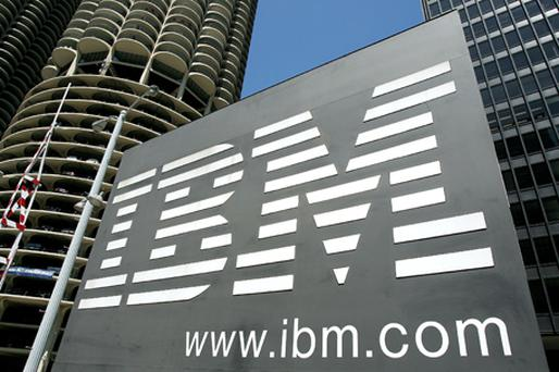 IBM: contract signings declined in the last quarter. Photo: Getty Images