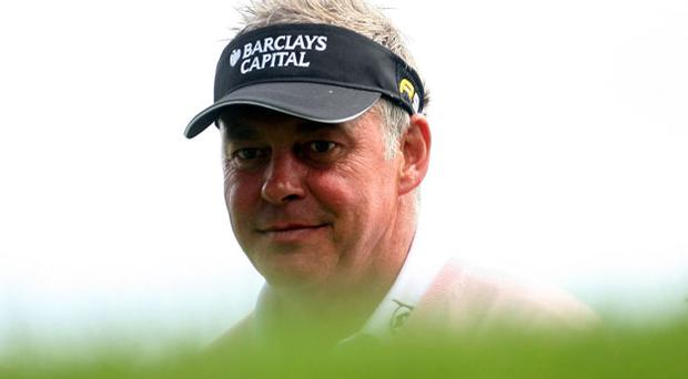 Darren Clarke. Photo: PA