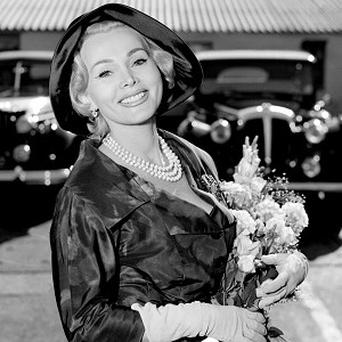 Hollywood star Zsa Zsa Gabor has had her hip replaced