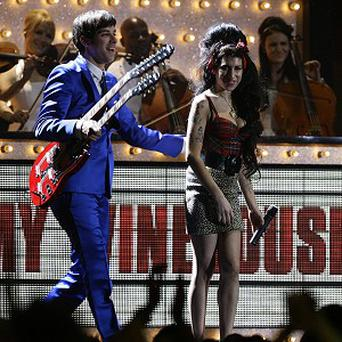 Mark Ronson has been working with Amy Winehouse