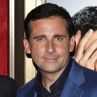 Steve Carell doesn't take his work home