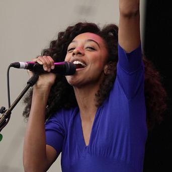 Corinne Bailey Rae said she's not looking for duets