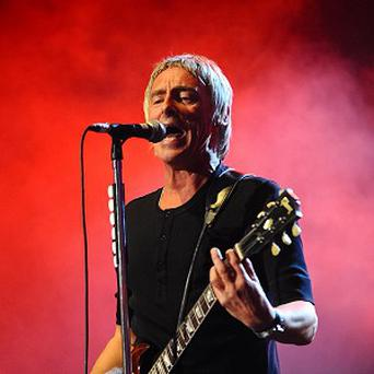 Paul Weller's album has been nominated for the Mercury Music Prize