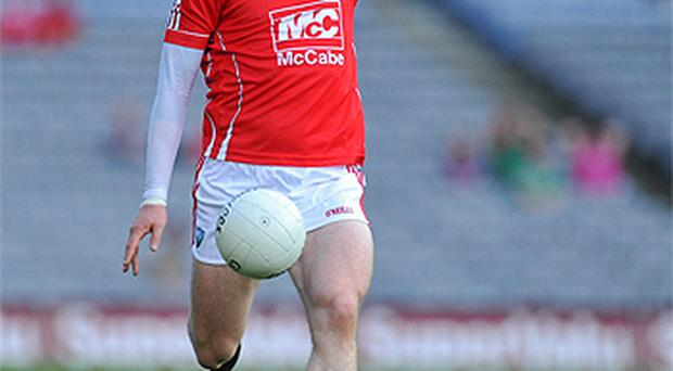 Paddy Keenan has emerged as a force at the heart of Louth's impressive season