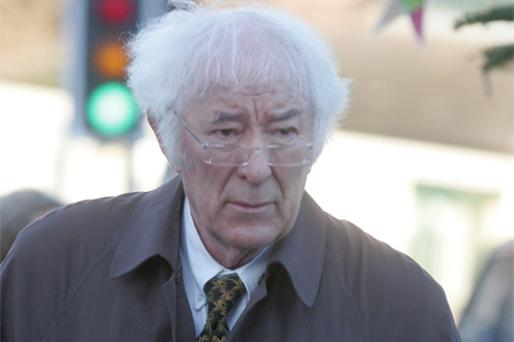 Seamus Heaney is among the star attractions for this year's Yeats festival