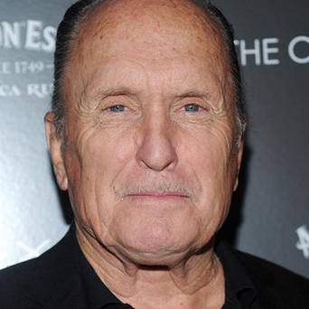Robert Duvall will sign up to a film about the Hatfield-McCoy feud if Brad Pitt does