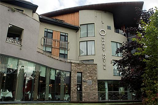 The Osprey Hotel in Naas, Co Kildare