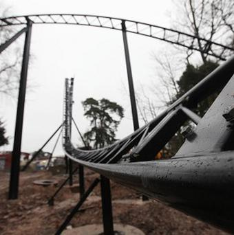The Thi3teen rollercoaster ride at Alton Towers is to close - on Friday the 13th