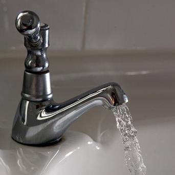 Anglian Water thinks a thief may be stealing the water supply of a Suffolk village