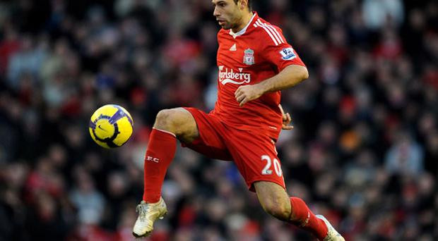 Javier Mascherano. Photo: Getty Images