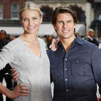 Cameron Diaz loved working with Tom Cruise again