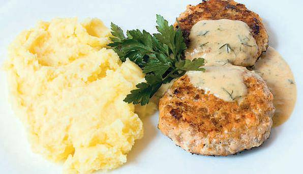 Bean burgers are a fantastic way of getting a protein-rich meal