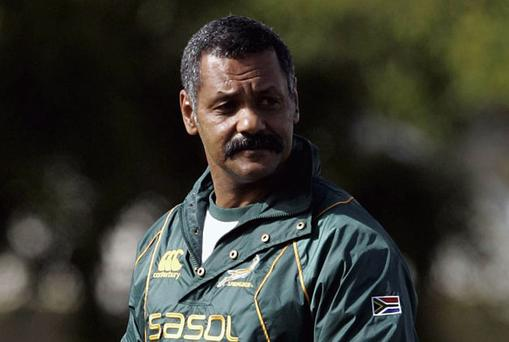 Peter de Villiers. Photo: Getty Images