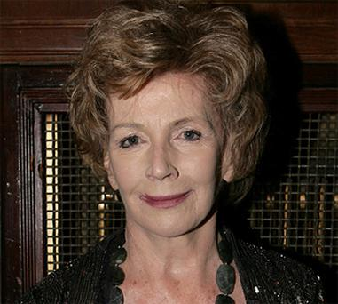 Edna O'Brien first put her house on market in 2008