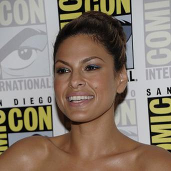 Eva Mendes is a huge fan of Anchorman