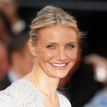Cameron Diaz doesn't mind if people drive slowly