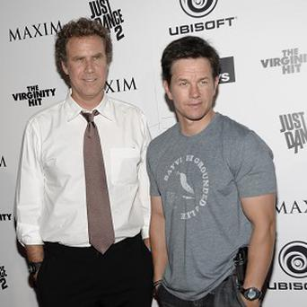 Mark Wahlberg and Will Ferrell had a friendly rivalry on the set of The Other Guys