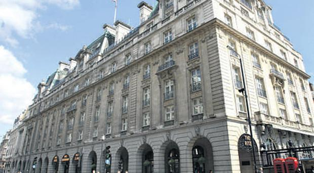 Anthony Lee was jailed for five years for an ambitious con in which he tried to sell The Ritz Hotel