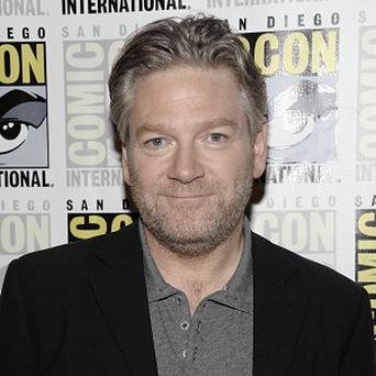 Kenneth Branagh said he had a passion for Thor