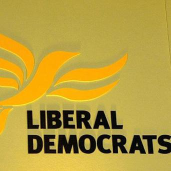 A Labour MP has been censured after he referred to the Liberal Democrats as 'prats'