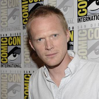 Paul Bettany had a priest's outfit made for his son