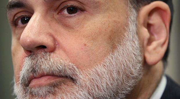 US Federal Reserve chairman Ben Bernanke. Photo: Getty Images