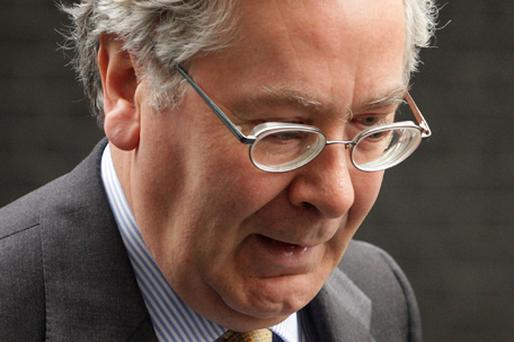 Mervyn King: Bank of England Governor warned of challenges. Photo: Getty Images