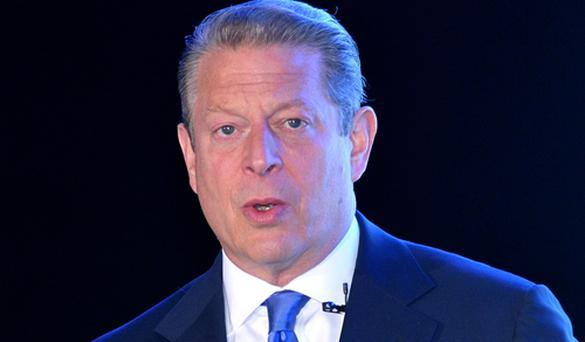 Al Gore. Photo: Getty Images