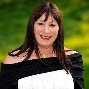 Anjelica Huston has spoken about her relationship with Jack Nicholson