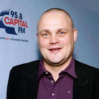 Al Murray is hosting the Q Awards