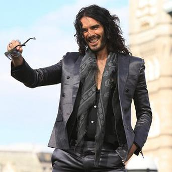 Russell Brand could play a swordsman on screen
