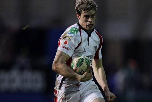Andrew trimble. Photo: Getty Images