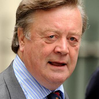 Kenneth Clarke lost the keys to his red box