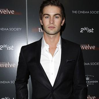 Chace Crawford had to lose weight for his film role