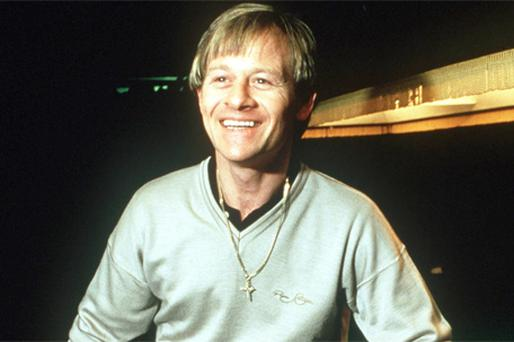 TRUE GENIUS: Alex Higgins will be recalled as one of snooker's most flamboyant stars