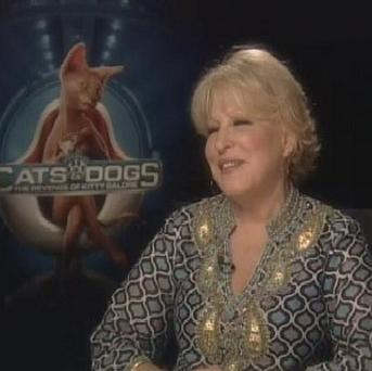 Bette Midler says there are lots of funny women on TV