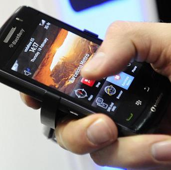 The UAE is to block key features on BlackBerry smart phones