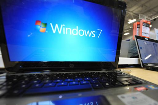 Microsoft is releasing an out-of-band patch to guard against a vulnerability in the way it handles shortcuts, which could allow hackers to take remote control of a computer. Photo: Getty Images
