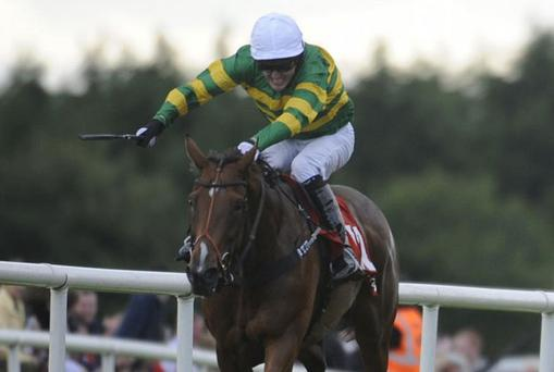 Finger on the Pulse ridden by Tony McCoy. Photo: PA
