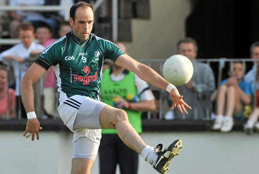 Dermot Earley is due to undergo an MRI scan today to assess the extent of the damage. Photo: Barry Cregg / Sportsfile