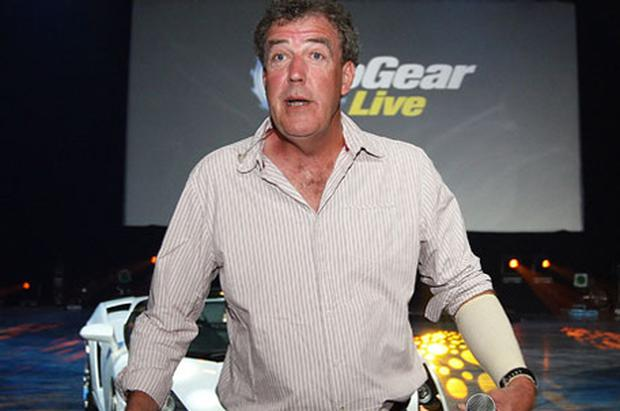 Last week Clarkson provoked a number of complaints after his remarks about a woman in a burka. Photo: Getty Images