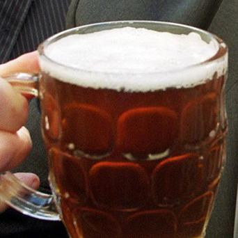 The Campaign For Real Ale (CAMRA) says that beer has less calories than other alcoholic drinks