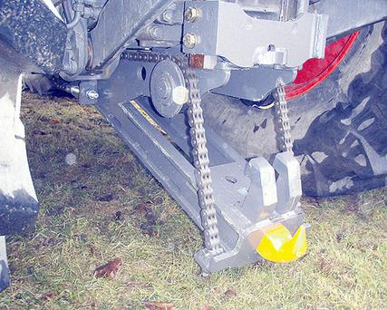 Dromone's new hitch doesn't include lift rods but it is extremely reliable after the company carried out 18 months worth of testing