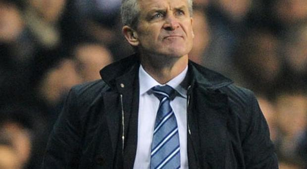Mark Hughes. Photo: Getty Images