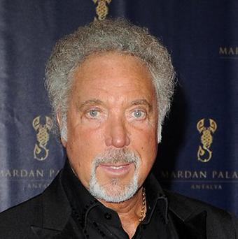 Sir Tom Jones has missed out on the number one album spot, to Eminem