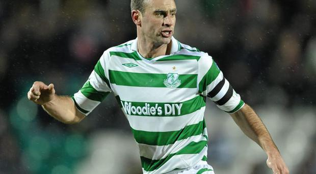 Dan Murray is determined to make the most of his time at Shamrock Rovers after his Cork City nightmare.