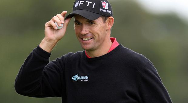 Padraig Harrington has been drawn with Graeme McDowell for the first two rounds of the Bridgestone Invitational in Akron. Photo: Getty Images