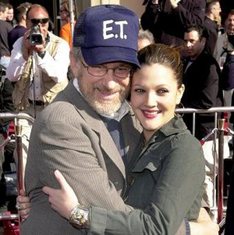 Steven Speilberg's ET, starring Drew Barrymore, has topped a film poll